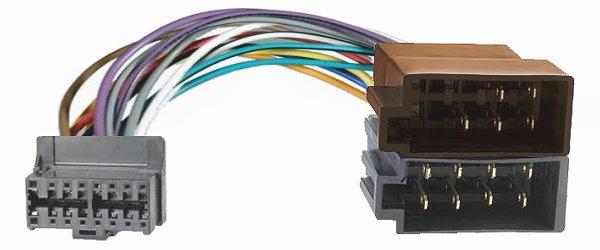 ISO / Pioneer csatlakozó PION16P02 / 510386