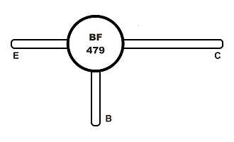 BF479 Tranzisztor