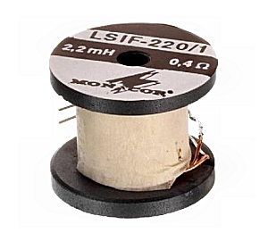 2,2mH  30 /  60W LSIF-220/1