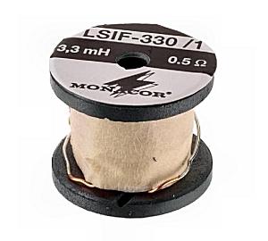 3,3mH  30 /  60W LSIF-330/1