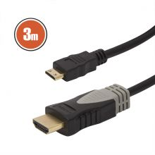 Mini HDMI kábel • 3 m 20-426