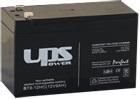 Zselés akku  6V / 9AH UPS