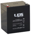 Zselés akku  UPS 12V 4Ah