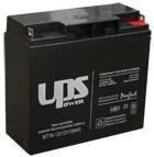 Zselés akku  UPS 12V 18Ah
