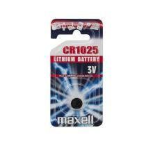 Litium elem CR1025 3V