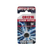 Litium elem CR1216 3V