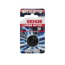 Litium elem CR2430 3V
