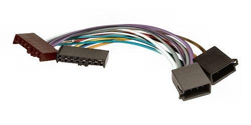 ISO - gyári fej (OEM) csatlakozó (Ford/Jaguar/Lincoln/Mazda/Mercury/Nissan) [7 pin] 554067
