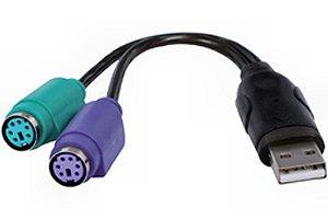 USB-PS2 átalakító P60830B03
