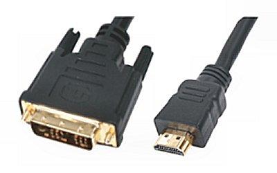 DVI-D - HDMI A aranyozott 10m P34800B100