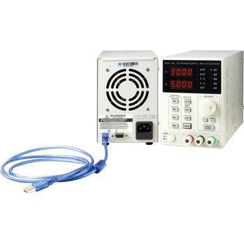 Labortápegység 1 Csat. 0...30 VDC 5 A, Programozható RND320-KA3005P