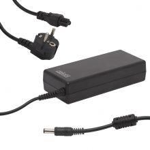 Laptop tápegység univerzális töltő adapter tápkábellel 55-365