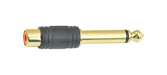RCA alj -► Jack 6,3 mono dugó AC021G