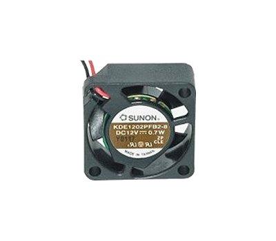 Ventillátor  25 x 25 x 10 12V DC KDE1202PFB2-8 490-020