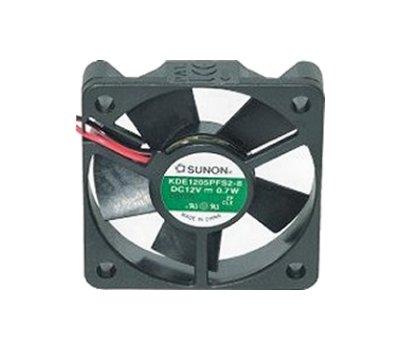 Ventillátor  50 x 50 x 10 12V DC KDE1205PS2-8 490-039