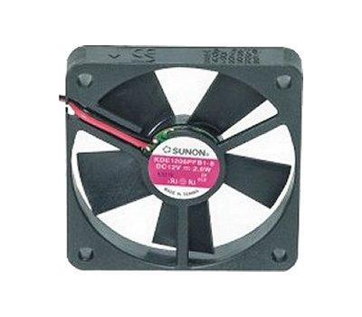 Ventillátor  60 x 60 x 10 12V DC KDE1206PFB1-8 490-066