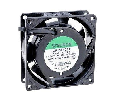 Ventillátor  80x 80x 25 230V SF23080AT2082HS 490-016