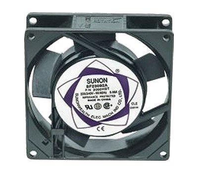 Ventillátor  92x 92x 25 230V LFT23092 490-022
