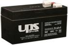 Zselés akku UPS 12V 1,3Ah