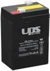Zselés akku  UPS 6V 4,5Ah