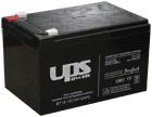 Zselés akku  UPS 12V 12Ah
