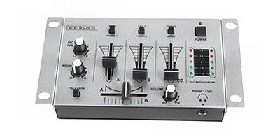 König DJ keverő DJMIXER10