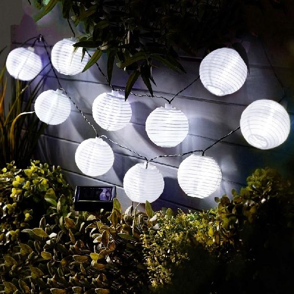 LED Szolár reflektor - mozgás- és fényérzékelős  55270