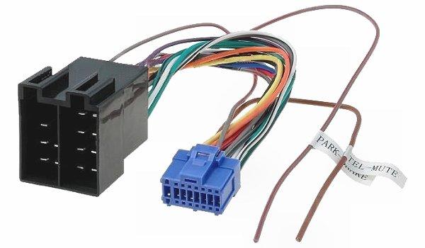 ISO / Pioneer csatlakozó 510492