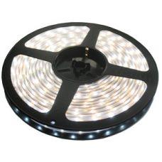 LED Strip (LED csík) 5 méter vízálló  Hideg fehér