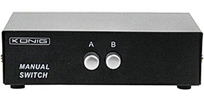 VGA kapcsolós bővítő SWITCH51