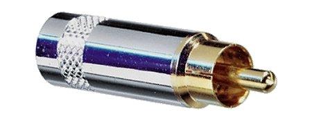 RCA dugó, profi aranyozott Neutrik NYS-352G