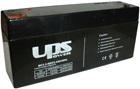 Zselés akku UPS 6V 3,3Ah