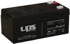 Zselés akku UPS 12V 3,3Ah