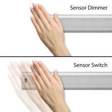 LED világítás szenzoros kapcsolóval 60 cm - 9 W  55845