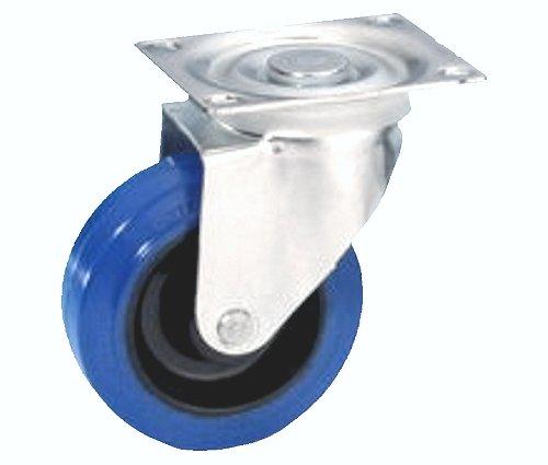 Kerék Ø 100 GUITEL kék Adam Hall AH-37023 (350Kg /4 kerék)