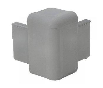 Easy Case sarok  középszürke magas Adam Hall AH-Q4504MG