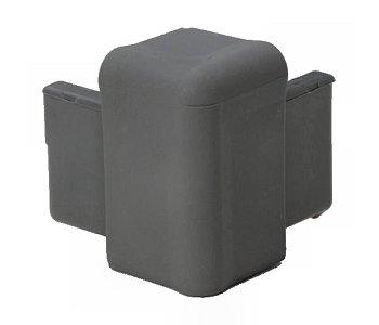 Easy Case sarok fekete magas Adam Hall AH-Q4504BLK