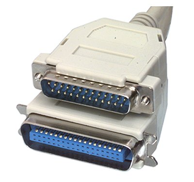 Párhuzamos nyomtatókábel 5m C-112