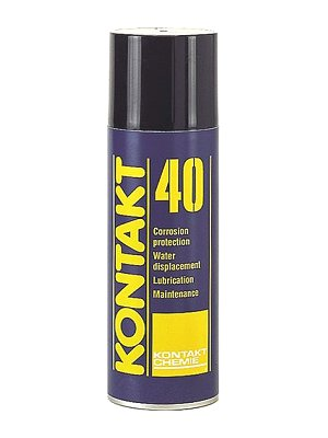 Multifunkciós kenő-védő spray 400ml CRC KONTAKT-40