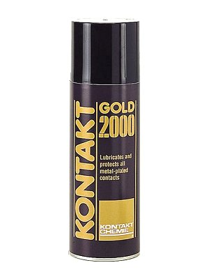 Védő / kenő aranyozott felületekhez CRC KONTAKT GOLD-2000