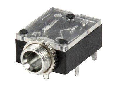 Jack alj 3,5 beépíthető 3pol (stereo) JC-115